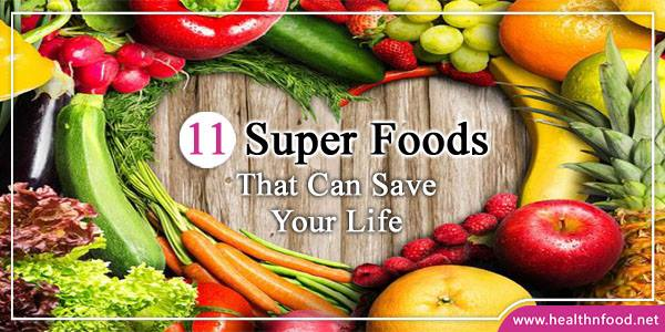 Top Super Foods for Healthy Living