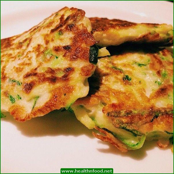 Vegetable Pancakes for Breakfast