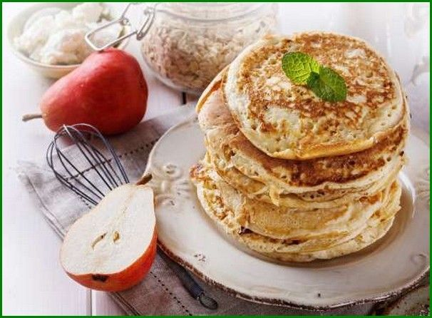 Add Oats to Pancakes