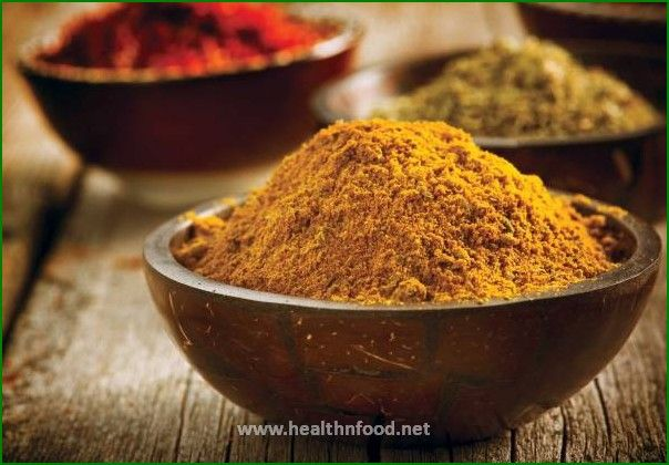 Healing Power of Turmeric