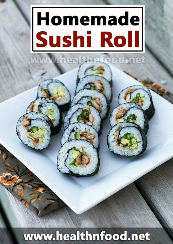 How to make Sushi Roll