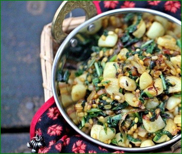White Foods - Turnips