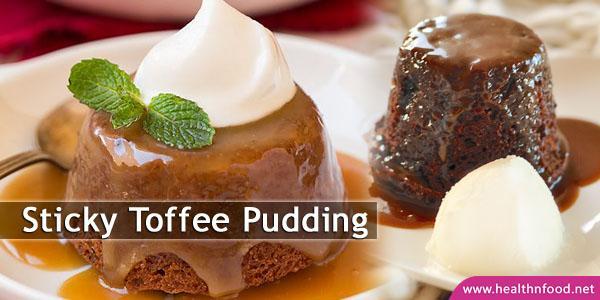 British Toffee Sauce Pudding