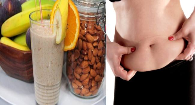 Smoothie that makes you lose weight