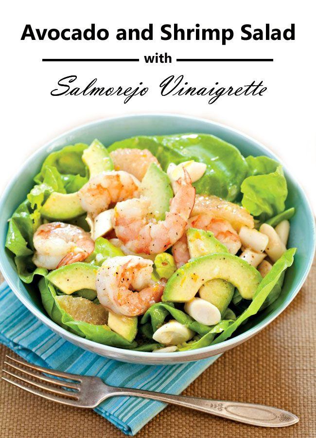 Avocado and Shrimp Salad Recipe