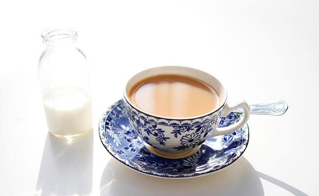 Tea and Milk