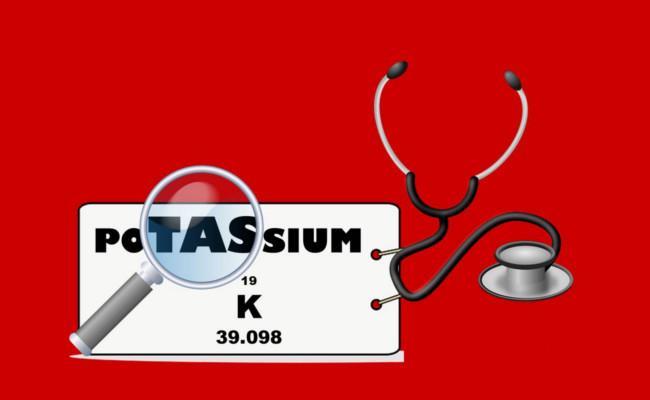 Potassium Range - Potassium What Foods