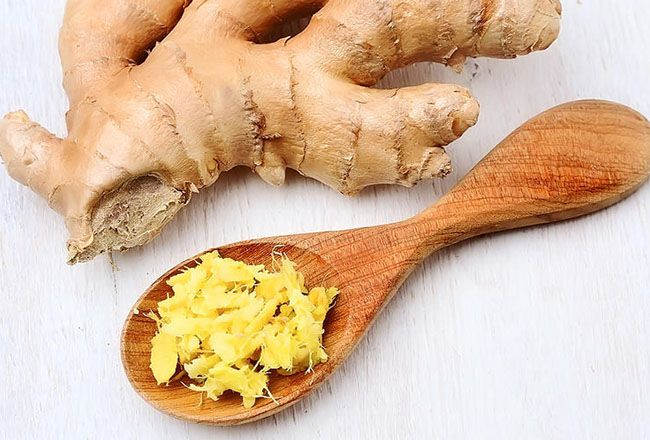 Eating Raw Ginger Benefits