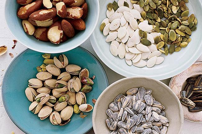 Health Benefits of Different Nuts