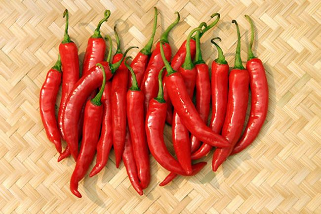 Cayenne Pepper Cancer