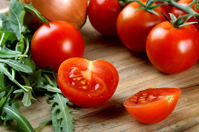 Tomatoes - Bronchoalveolar Cancer