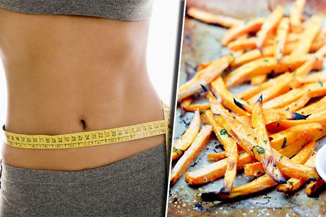 Gain Weight Healthy Food