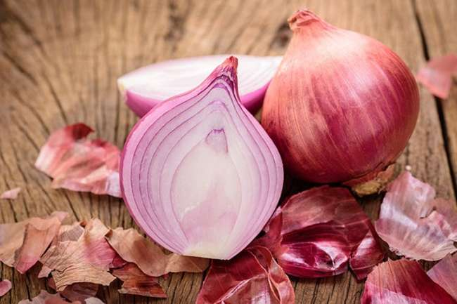 Onion for Heart Patients